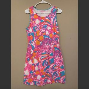 Lilly Pulitzer Sleeveless Mini Dress - Size M